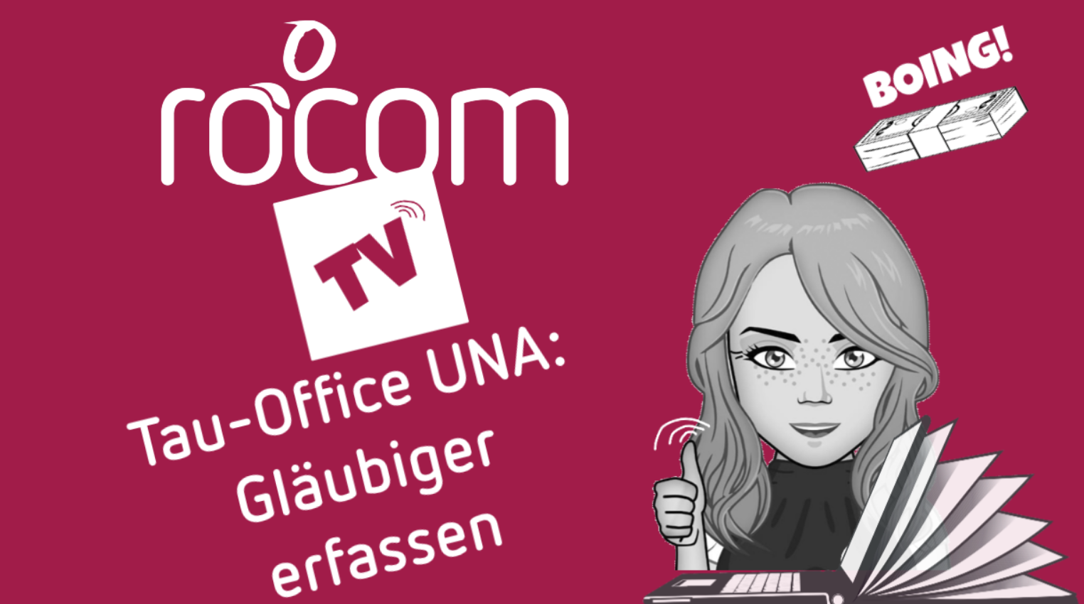 Gläubiger erfassen-software Tau Office UNA - screenshot