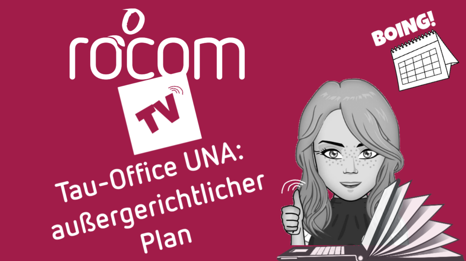 Screenshot-Video-Tau-Office UNA- aussergerichtlicher Plan